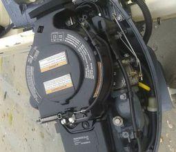 F8 yamaha high trust - moteur